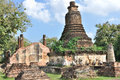 Wat chedi si hon sukhothai historical park which covers ruins old city sukhothai thailand park was declared unesco world heritage Stock Photos