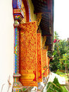 Wat Chiang Man Royalty Free Stock Photography