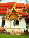 Wat Chiang Man Stock Photography