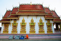 Wat Huey Tum Royalty Free Stock Photos