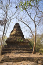 Wat Khao Phanom Phloeng Stock Photography