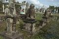 Wat nokor cambodia in kompong cham Stock Photography