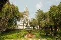 Wat Phnom Royalty Free Stock Photo