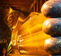 Wat Pho, Bangkok, Thailand Royalty Free Stock Photos