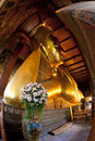 Wat Pho in Thailand Royalty Free Stock Photo