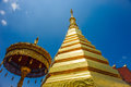 Wat Phra That Chae Hang Stock Image