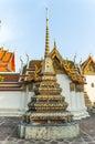 Wat phra chetuphon wat po bangkok chedi rai near rabieng cloister thailand southeast asia asia Stock Images