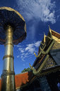 Wat Phra That Doi Suthep Royalty Free Stock Image