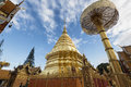 Wat Phra That Doi Suthep, Chiang Mai, Thailand Royalty Free Stock Photo