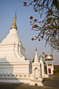 Wat Phra Kaeo Don Tao Royalty Free Stock Image