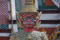 Wat phra kaew in bangkok or the temple of the emerald buddha regarded as most important buddhist thailand Stock Images