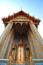 Wat phra kaew grand palace bangkok thailand Stock Photo