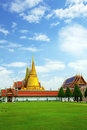 Wat Phra Kaew (Temple of the Emerald Buddha), Bang Royalty Free Stock Photos