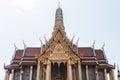 Wat Phra Kaew, Temple of the Emerald Buddha Royalty Free Stock Photo