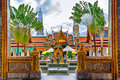 Wat Phra Kaew, Temple of the Emerald Buddha, Bangkok, Thailand Royalty Free Stock Photo