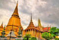 Wat Phra Kaew temple at the Grand Palace in Bangkok