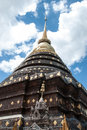 Wat Phra That Lampang Luang Royalty Free Stock Photography