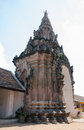 Wat Phra That Lampang Luang Stock Photography