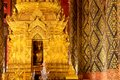Wat Phra That Lampang Luang Stock Foto's