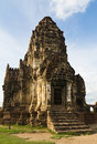 Wat Phra Prang Sam Yot Royalty Free Stock Images