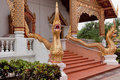 Wat Phra Sing in Chiang Mai; Thailand Stock Photo