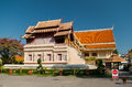 Wat phra singh in chiang mai thailand Stock Photos