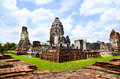 Wat Phra Sri Rattana Mahathat Royalty Free Stock Photo