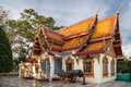 Wat Phrathat Doi Suthep Temple, Chiang Mai,  Thailand Royalty Free Stock Photo