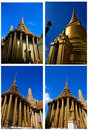 Wat Prakaew Royalty Free Stock Photography