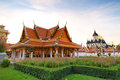 Wat Ratchanadda, Loha Prasat Royalty Free Stock Photos