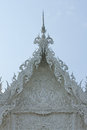 Wat Rong Khun Royalty Free Stock Photography