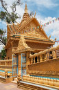 Wat Sampov Treileak in Phnom Penh, Cambodia Stock Image