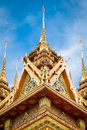 Wat ta sung in chainat province northern thailand temple Royalty Free Stock Images