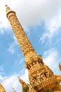 Wat Temple In Thailand