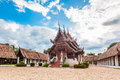 Wat ton gwan major tourist attraction chiangmai thailand this is a buddhist temple it is one of s most beautiful temples Stock Image