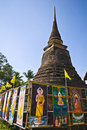 Wat Tra Thang Phang Royalty Free Stock Photos