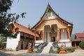 Photo : Wat That, Vang Vieng, Laos   song