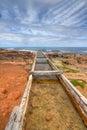 Water aquaduct Royalty Free Stock Image