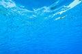Water Blue Underwater Surface