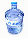 Water Cooler Bottle Royalty Free Stock Images