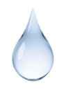 Stock Photo Water drop