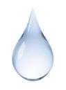 Acqua goccia