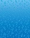 Voda kapky