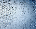 Water Drops Background With Co...