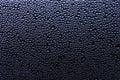 Water drops black background stock photos window after rain abstract dark blue desktop wallpaper Stock Photos