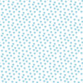 Water drops on white background. Seamless pattern.Vector illustration. Clean drop condensation can be used with any background. Fo Royalty Free Stock Photo