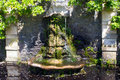 Water Feature Royalty Free Stock Photo