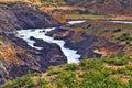 Water Flow Is Raging Water