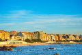 Water front real estate. Portugal Royalty Free Stock Photo