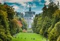 Water games in Kassel Royalty Free Stock Photo